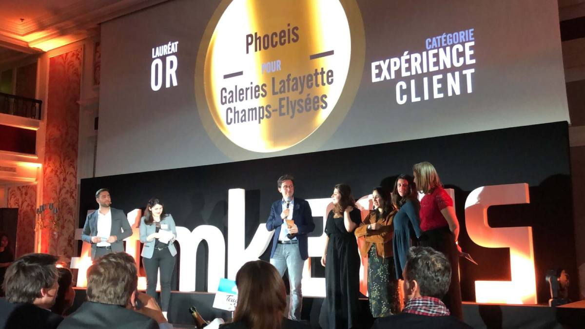 Phoceis remporte l'or
